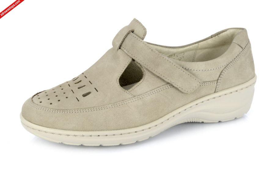 buty tęgość m damskie